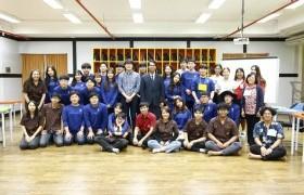 รูปภาพ : โครงการต้อนรับคณะอาจารย์และนักศึกษาจาก Korea University of Technology and Education (KOREATECH) สาธารณรัฐเกาหลีใต้