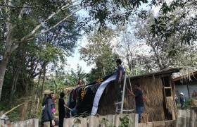 รูปภาพ : นักศึกษา มทร.ล้านนา ลำปาง จัดกิจกรรมค่ายซอมพออาสา พัฒนาโรงเรียน