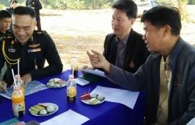 รูปภาพ :    มทร.ล้านนา ลำปาง  จับมือ ๓ หน่วยงานลงพื้นที่ให้คำปรึกษา วางผังการทำเกษตรอินทรีย์ ในศูนย์การเรียนรู้การฝึกอบรมฯ ตามแนวพระราชดำริฯ ณ มณฑลทหารบกที่ ๓๒ ค่ายสุรศักดิ์มนตรี