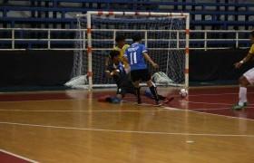 รูปภาพ : การแข่งขันฟุตซอล ประเภททีมชาย รอบแรก มทร.พระนคร-มทร.ศรีวิชัย