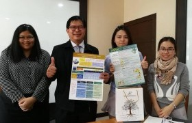 รูปภาพ : การประชุมร่วมกับผู้แทนจาก Industrial Technology Research Institute (ITRI)  ไต้หวัน