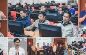 รูปภาพ : เทศบาลเขลางค์นคร ศึกษาดูงานและอบรมเชิงปฏิบัติการ Microsoft Word, พรบ.คอมฯ