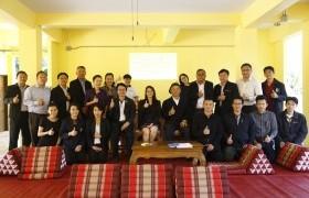 Image : TVET Hub Lanna arranges the intensive STEM staff training