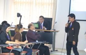 รูปภาพ : มทร.ล้านนา ร่วมแลกเปลี่ยนเรียนรู้แผนปฏิบัติที่ดี  ในการสัมมนาการจัดการความรู้สู่การขับเคลื่อน Thailand 4.0