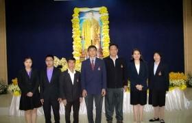 รูปภาพ : มทร.ล้านนา ลำปาง ร่วมงานวันพระบิดาแห่งมาตรฐานการช่างไทย