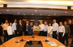 รูปภาพ : คณะผู้บริหาร TCC Group เข้าหารือร่วมกับ ผู้บริหาร มทร.ล้านนา