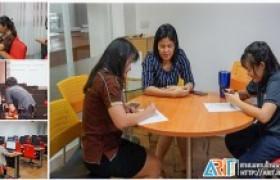 รูปภาพ : วิทยบริการฯ จัดสอบ ICT พนง.ในสถาบันอุดมศึกษา รอบเดือน มีนาคม ๖๑