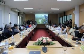 รูปภาพ : ประชุมรับฟังความร่วมมือบริหารจัดการน้ำ ตามแนวพระราชดำริ บ้านห้วยปลาหลด