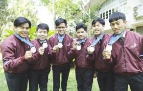 รูปภาพ : เด็กไฟฟ้า ราชมงคลล้านนา กวาด 4 ทอง2 เงิน WorldSkills Thailand 2018 คว้าตั๋ว เข้าแข่งขันฝีมืออาเซียน