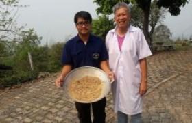 รูปภาพ : อาจารย์มทร.ล้านนา ลำปาง  เป็นวิทยากรฝึกอบรมเชิงปฏิบัติการ การทำหมูหยอง