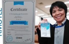 รูปภาพ : อาจารย์ มทร.ล้านนา ลำปาง นำผลงานวิจัยไทยก้าวสู่เวทีโลก