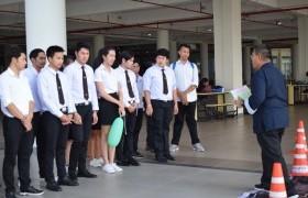 รูปภาพ : ผู้นำนักศึกษา มทร.ล้านนา ลำปาง ร่วมโครงการนักศึกษาแกนนำต้านยาเสพติดในสถาบันอุดมศึกษา