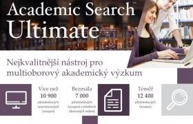 รูปภาพ : เปิดทดลองใช้งาน ฐานข้อมูล Academic Search Ultimate