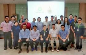 รูปภาพ : วิทยาลัยฯ ดำเนินงานตามโครงการจัดการศึกษาและวิจัยร่วมกับเครือเบทาโกร ภายใต้โครงการขยายผลการจัดการศึกษาแบบบูรณาการการเรียนรู้ร่วมกับการทำงาน WiL ณ โรงงานผลิตอาหารสัตว์ จ.ลพบุรี