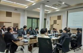 รูปภาพ : ประชุมเครือข่ายสถาบันวิจัยและพัฒนา มหาวิทยาลัยเทคโนโลยีราชมงคล ครั้งที่ 4/2561