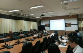 รูปภาพ : งานประกันคุณภาพการศึกษา จัดการประชุมการจัดการความรู้ : การปรับปรุงกระบวนการทำงาน กระบวนการเตรียมความพร้อมก่อนเข้าศึกษา