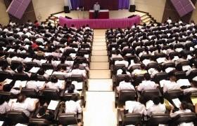รูปภาพ : มทร.ล้านนา ลำปาง ได้รับเกียรติเป็นเจ้าภาพสถานที่ โครงการยกผลสัมฤทธิ์ฯ ติวเข้มนักเรียน ม.6 กว่า 10 โรงเรียน รวม 300 คน