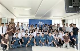 รูปภาพ : วิทยาลัยเทคโนโลยีและสหวิทยาการ จัดโครงการอบรม Michelin Talent and Delvelopment ณ วิทยาลัยเทคนิคสัตหีบ จังหวัดชลบุรี