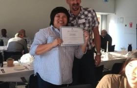 รูปภาพ : อาจารย์สาขาวิชาการตลาดนำเสนอผลงานวิชาการ ในการประชุมวิชาการนานาชาติ ได้รับรางวัลบทความดีเด่น