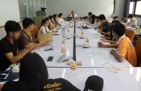 รูปภาพ : ประชุมโครงการปฐมนิเทศนักศึกษาใหม่ ประจำปีการศึกษา 2561