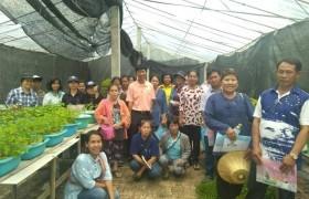 รูปภาพ : คณะศึกษาดูงานกลุ่มเกษตรกรตำบลน้ำโส อำเภอแม่ทะ จังหวัดลำปาง เข้าศึกษาดูงาน