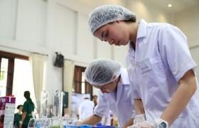 รูปภาพ : มทร.ล้านนา ลำปาง ร่วมแข่งขันทักษะเกษตรอาเซียน คว้าชนะเลิศ 2 รายการและรางวัลกว่า 9 รายการ จาก 15 การแข่งขัน