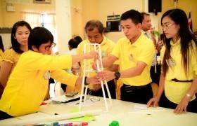 รูปภาพ : มทร.ล้านนา ลำปาง ร่วมกับโรงเรียนบุญวาทย์วิทยาลัย จัดอบรม STEM Education  สู่นวัตกรรมการจัดการเรียนรู้
