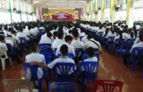 รูปภาพ : มทร.ล้านนา ลำปาง ร่วมงานออกบูธนิทรรศการ การประชุมวิชาการ องค์การเกษตรกร ในอนาคตแห่งประเทศไทยในพระราชูปถัมภ์ สมเด็จพระเทพรัตนราชสุดาฯ สยามบรมราชกุมารี หน่วยเชียงใหม่