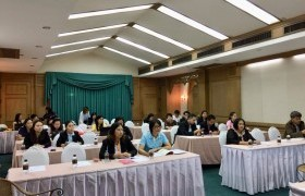 รูปภาพ : โครงการประชุมสัมมนาจัดทำรายงานการประเมินตนเอง มทร.ล้านนา ปีการศึกษา 2560