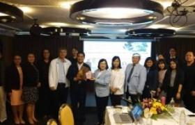 รูปภาพ : ประชุมยกร่างหลักสูตรการจัดการท่องเที่ยว(นานาชาติ) ครั้งที่ 1