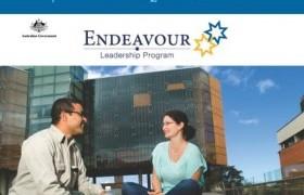 รูปภาพ : ทุน Endeavour Leadership Program รัฐบาลออสเตรเลีย