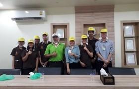 รูปภาพ : นักศึกษาหลักสูตรการผลิตและนวัตกรรมอาหาร วิทยาลัยฯเข้าศึกษาดูงาน ณ บริษัทอาหารภาคเหนือ จำกัด Nothern Food Co.,Ltd.