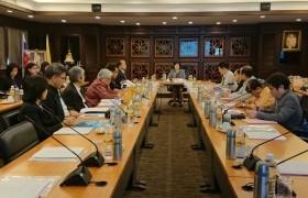 รูปภาพ : การประชุมเครือข่ายสถาบันวิจัยและพัฒนา มหาวิทยาลัยเทคโนโลยีราชมงคล ครั้งที่ 5/2561