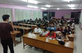 รูปภาพ : อาจารย์มทร.ล้านนา ลำปาง แนะแนวการศึกษาเชิงรุก  เยือนถิ่นวิทยาลัยจังหวัดใกล้บ้าน