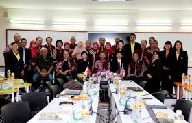 รูปภาพ : มทร.ล้านนา จัดประชุมหารือการพัฒนาความร่วมมือด้านวิทยาศาสตร์และเทคโนโลยีการเกษตร กับ ม.บราวิจายา ประเทศอินโดนีเซีย ผลิตบัณฑิตที่มีความเชี่ยวชาญด้านการบริหารจัดการงานฟาร์มแบบครบวงจร