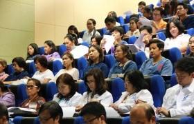 รูปภาพ : การประชุม โครงการเตรียมความพร้อมการดำเนินโครงการถ่ายทอดแผนปฏิบัติงานฯ ณ มทร.ล้านนา พิษณุโลก