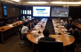 รูปภาพ : การประชุมเตรียมความพร้อมการจัดประชุม CRCI-2018