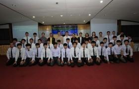 รูปภาพ : ปฐมนิเทศเตรียมความพร้อมนักศึกษาก่อนออกฝึกงาน
