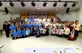 Image : Teacher Yuratorn held the Improving Ability Program for Elder Leader to support the elder society.