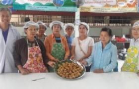 รูปภาพ : อาจารย์ มทร.ล้านนา ลำปาง ดัดแปลงวิจัย ฝึกอบรมเชิงปฏิบัติการ การทำข้าวแกงทอดเห็ด