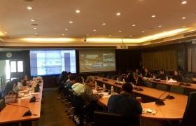 รูปภาพ : การประชุมคณะอนุกรรมการพัฒนาระบบและกลไกการประกันคุณภาพการศึกษา มทร.ล้านนา ครั้งที่ 1/2562