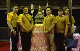 Image : RMUTL Phitsanulok is the winner of Krathong competition