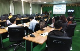 รูปภาพ : มทร.ล้านนา จัดประชุม VDO Conferece 6 พื้นที่ ขับเคลื่อนงานประกันคุณภาพการศึกษาภายในร่วมกัน