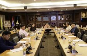 รูปภาพ : การประชุมคณะกรรมการ ITA