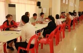 รูปภาพ : มทร.ล้านนา ลำปาง จัดสอบสัมภาษณ์นักศึกษา รอบ TCAST1 Portfolio