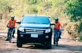 """รูปภาพ : สโมสรโรตารี่สำรวจเส้นทาง จัดกิจกรรม ปั่น เที่ยว ชม แชะ """" Bike for Health and Environment ครั้งที่ 4""""   วันอาทิตย์ที่ 27 ม.ค.นี้  พร้อมย้ำ! อย่าลืมส่งภาพประกวด รวมรางวัลมูลค่ากว่าสามหมื่นบาท"""