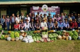 """Image : Publication of the  """"2nd Nan Agriculture Fair"""""""