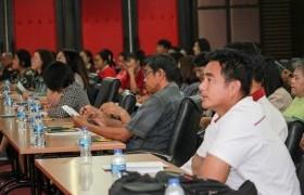 รูปภาพ : การประชุม V-NET ระดับสนามสอบ