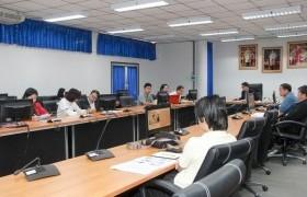 รูปภาพ : การประชุมเตรียมความพร้อมการปัจฉิมนิเทศและรับปริญญา ปีการศึกษา 2561
