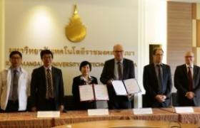 รูปภาพ : มทร.ล้านนา เดินหน้าพัฒนาการศึกษาจับมือ TU Dortmund ถอดบทเรียนสู่การวิจัยนานาชาติด้าน WiL